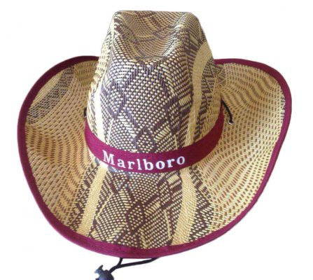 men straw hat