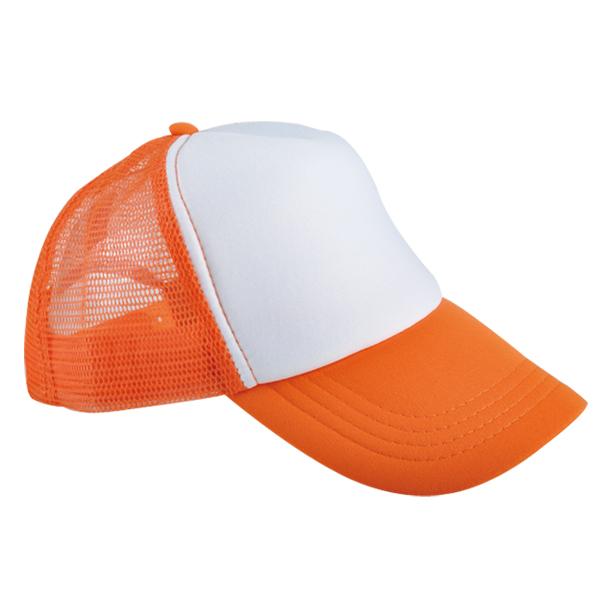 Blank promotional shiny color neon trucker cap wholesale mesh baseball caps  - Everlight Trade Co. 92b775165e3