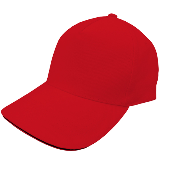 Plain cotton sandwich bill baseball cap promotional baseball cap without  logo - Everlight Trade Co. 9c0d63f3971
