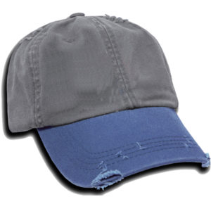 Blank Hat Pigment Dyed stone Washed Cotton Baseball Cap