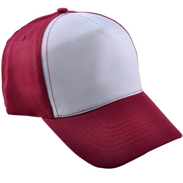 Custom 5 panel blank cheaper polyester baseball cap